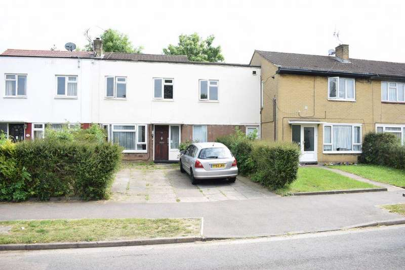 3 Bedrooms Terraced House for sale in Maryland, Hatfield, AL10