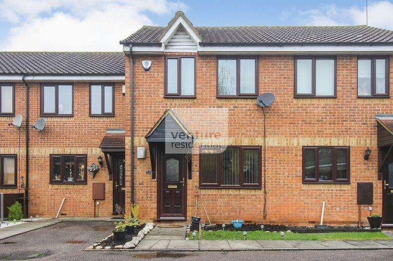 2 Bedrooms House for sale in Cavalier Close, Luton