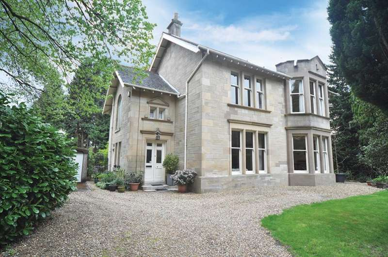 4 Bedrooms Detached Villa House for sale in 51 Dalziel Drive, Pollokshields, G41 4NY