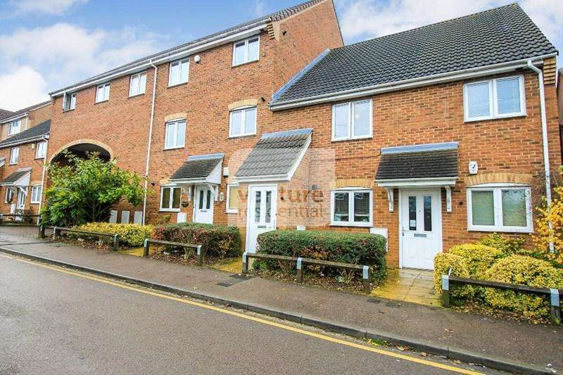 2 Bedrooms Apartment Flat for sale in Kathleen Court, Luton