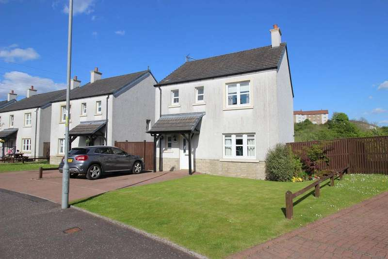 3 Bedrooms Detached House for sale in 18 Cochno Brae, Hardgate, G81 6BP