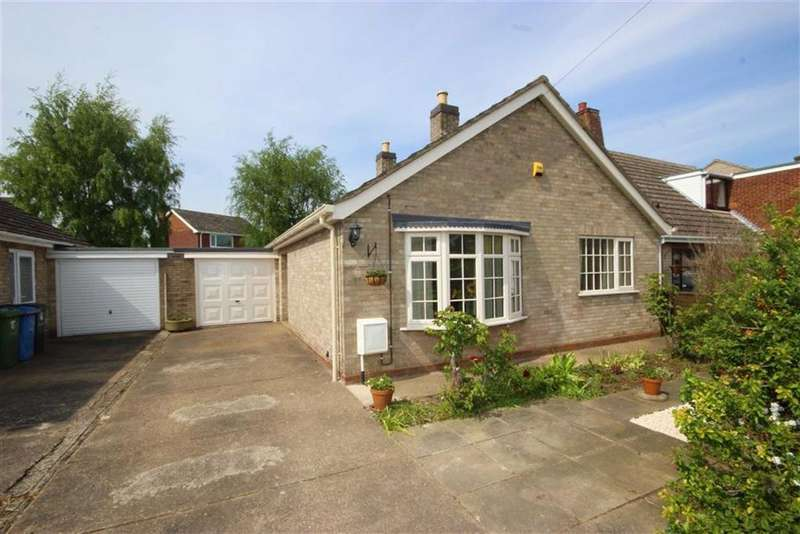 2 Bedrooms Detached Bungalow for sale in Ryland Gardens, Welton, Lincoln, Lincolnshire