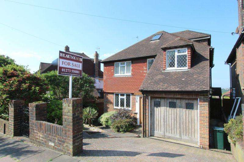 4 Bedrooms Detached House for sale in Friar Road, Brighton