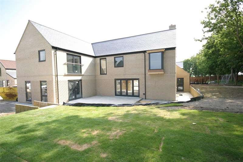 5 Bedrooms Detached House for sale in Plot 8, Hill Farm, Station Road, Dullingham, Suffolk, CB8