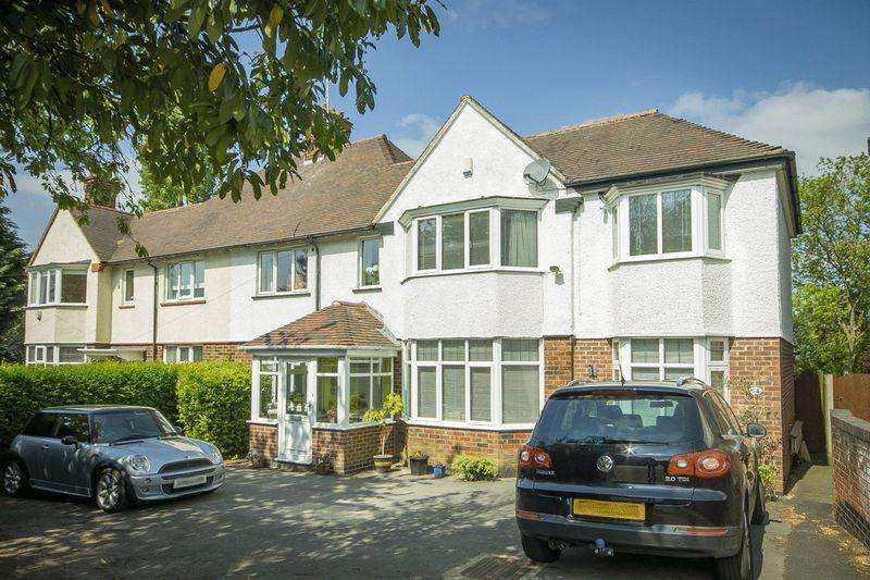 4 Bedrooms Semi Detached House for sale in PASTURES HILL, LITTLEOVER