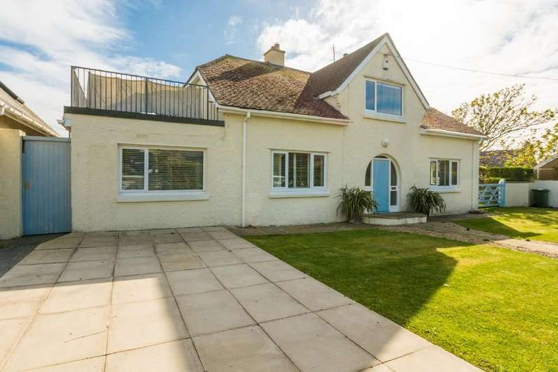 3 Bedrooms Detached House for sale in Awel-Y-Mor, Rhosneigr, North Wales