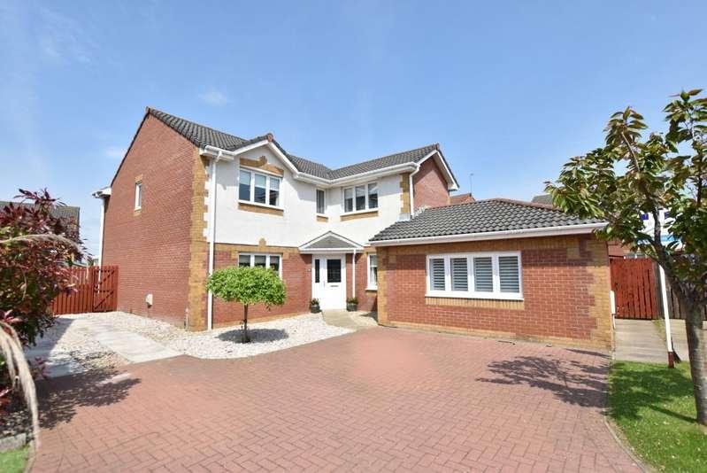 5 Bedrooms Detached Villa House for sale in 11 Bowman Warren Wynd, Troon, KA10 7NE