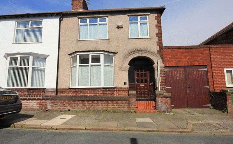 3 Bedrooms Property for sale in Grantley Road, Liverpool