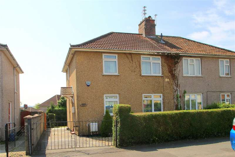 3 Bedrooms Semi Detached House for sale in Felton Grove Bedminster Down Bristol BS13