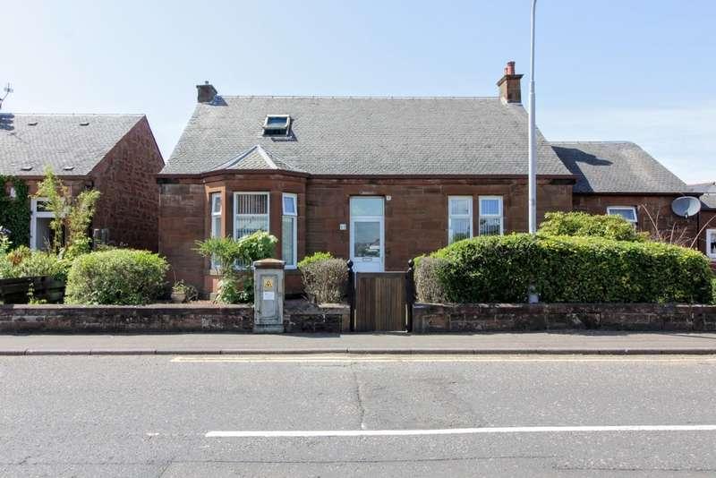 4 Bedrooms Detached House for sale in Caerlaverock Road, Prestwick, KA9
