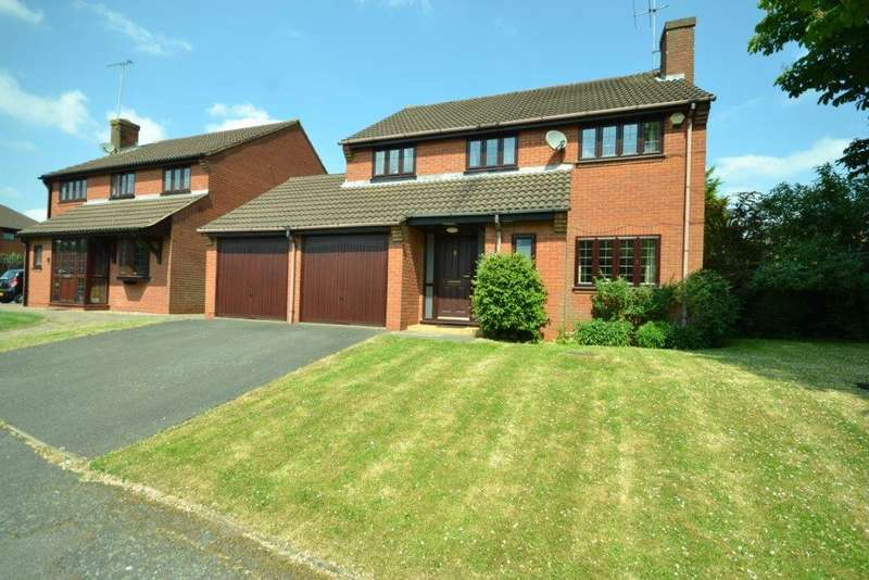 4 Bedrooms Detached House for sale in Carisbrooke Gardens, South Knighton, Leicester