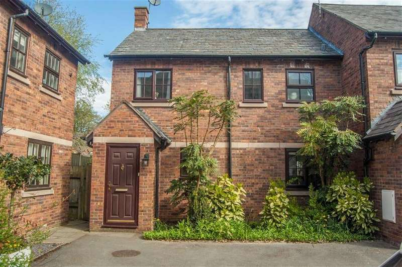 3 Bedrooms End Of Terrace House for sale in Newton Hall Drive, Chester, Chester