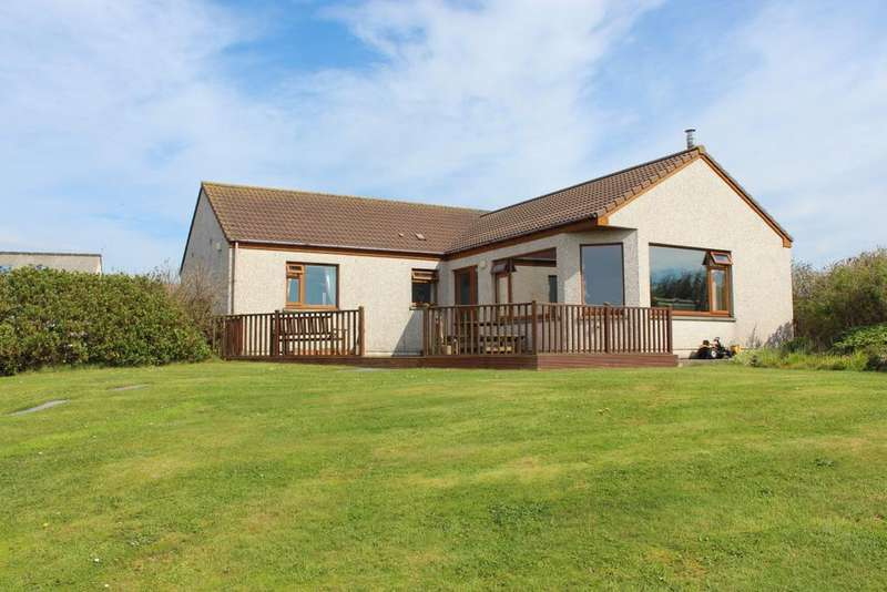 3 Bedrooms Detached House for sale in Orphir, Orkney KW17