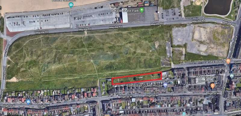 Land Commercial for sale in High Street West, Redcar