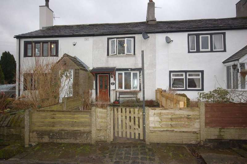 2 Bedrooms Terraced House for sale in Knowl Syke Street, Wardle, Rochdale