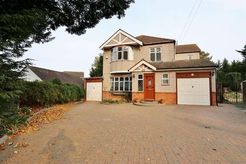 4 Bedrooms Detached House for sale in Fairway, Bexleyheath