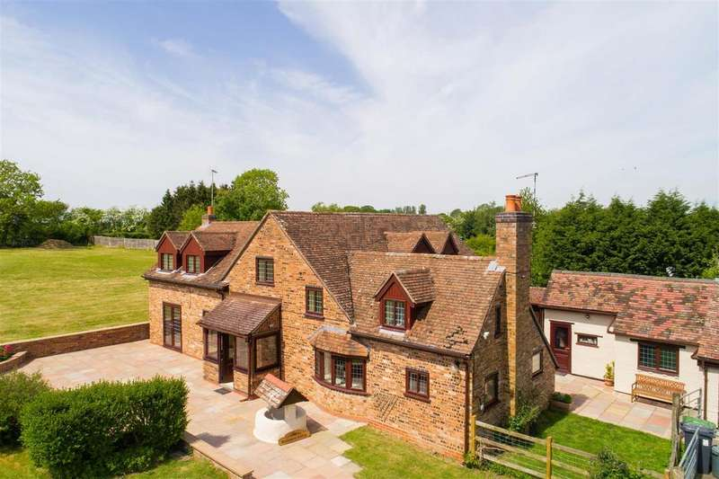 5 Bedrooms Detached House for sale in Shakespeare Cottage, Five Ways Road, Hatton, Warwick