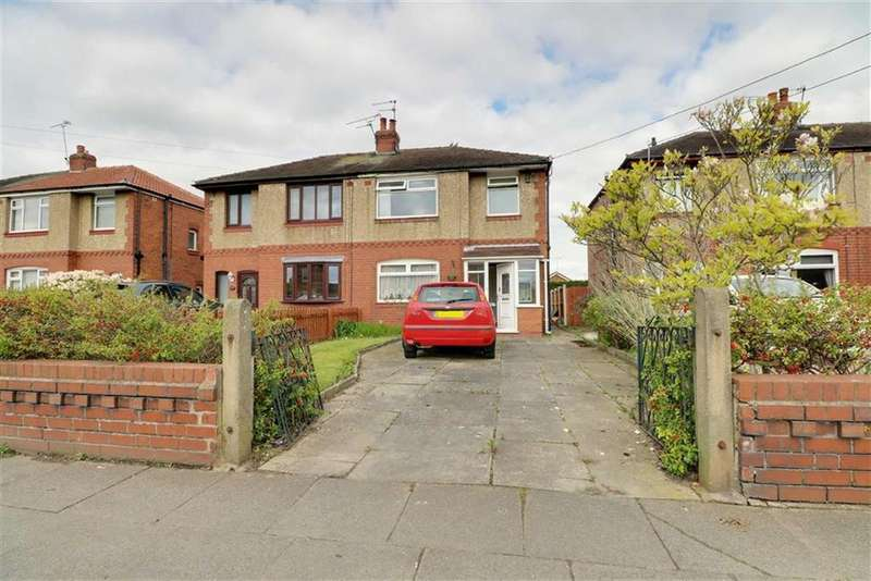 3 Bedrooms Semi Detached House for sale in Mablins Lane, Crewe