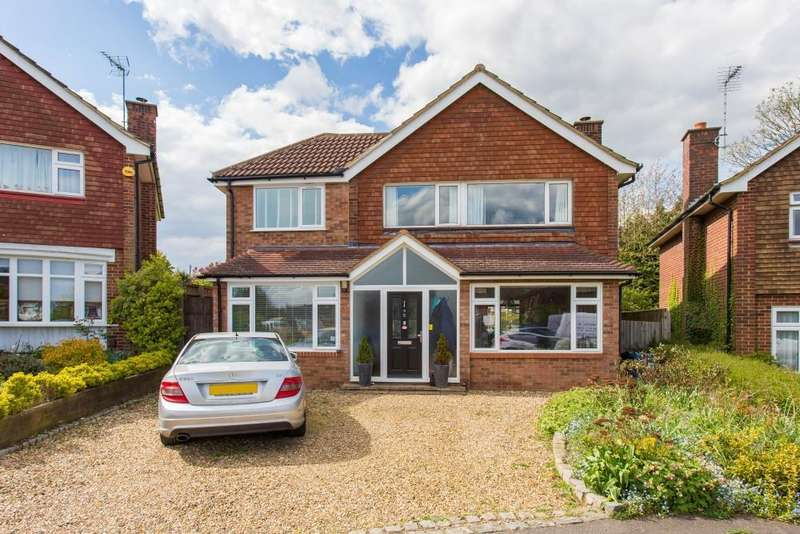 4 Bedrooms Detached House for sale in Garson Grove, Chesham
