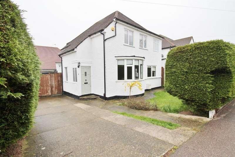 3 Bedrooms Detached House for sale in Lovibonds Avenue, Orpington