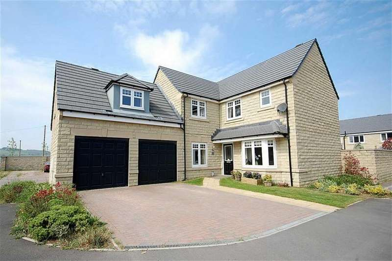 5 Bedrooms Detached House for sale in Kingsbrooke Drive, Blackley, Halifax, HX5