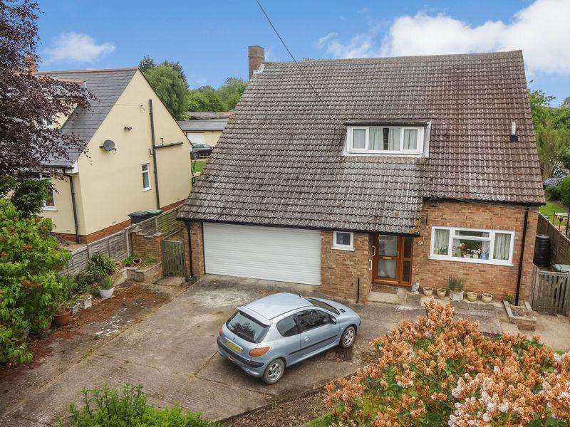 4 Bedrooms Detached House for sale in Clophill Road, Gravenhurst
