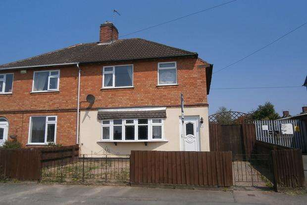 3 Bedrooms Semi Detached House for sale in Mortimer Way, off Narborough Road South, Leicester, LE3