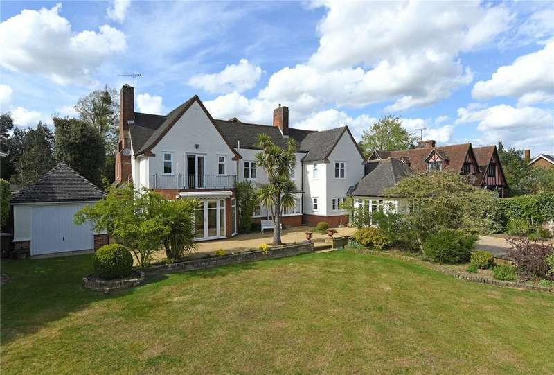 5 Bedrooms Detached House for sale in Rushmere Road, Ipswich, Suffolk, IP4