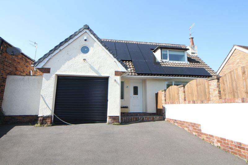3 Bedrooms Detached Bungalow for sale in Clarence Road, Prenton