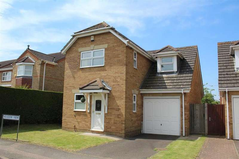3 Bedrooms Detached House for sale in Cemetery Road, Whittlesey, Peterborough