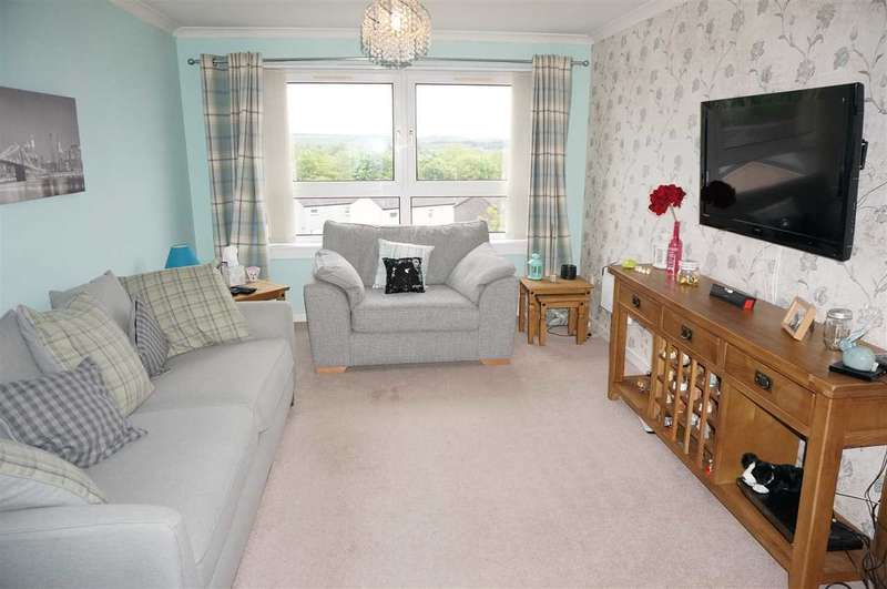 2 Bedrooms Apartment Flat for sale in Melrose Road, Cumbernauld