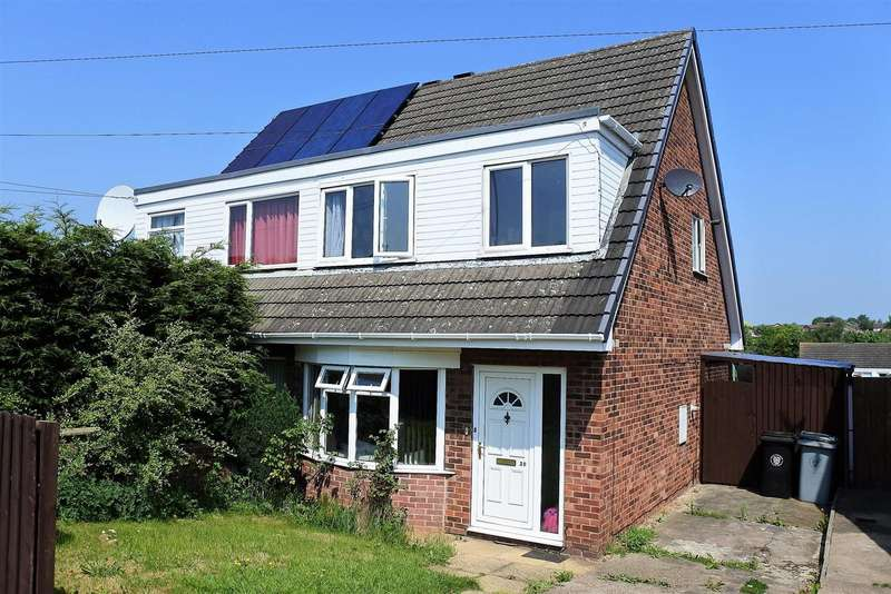 3 Bedrooms Detached House for sale in Valley Road, Grantham