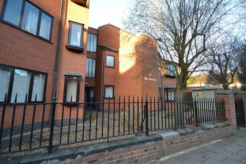 2 Bedrooms Flat for sale in The Beeches, 43 Queens Road, Clarendon Park, Leicester