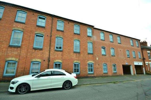 2 Bedrooms Flat for sale in Hadden-Costello House, Lansdowne Road, Aylestone, Leicester