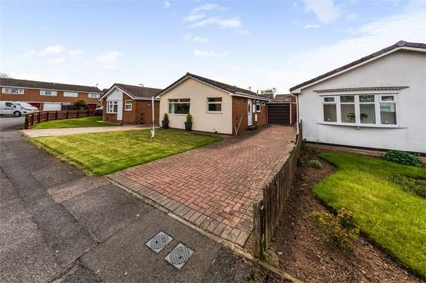 3 Bedrooms Detached Bungalow for sale in Benton Close, Billingham, Durham