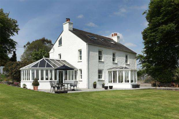 4 Bedrooms Detached House for sale in St. Ive, Liskeard, Cornwall