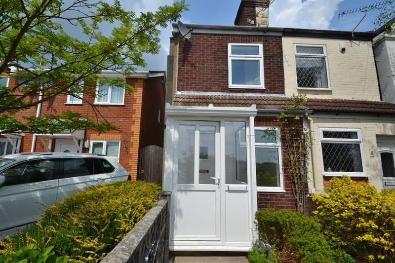 2 Bedrooms Semi Detached House for sale in Freemantle