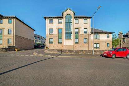 2 Bedrooms Flat for sale in Colville Gardens, Alloa