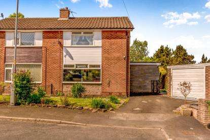 3 Bedrooms Semi Detached House for sale in Queens Drive, Hyde, Greater Manchester, United Kingdom