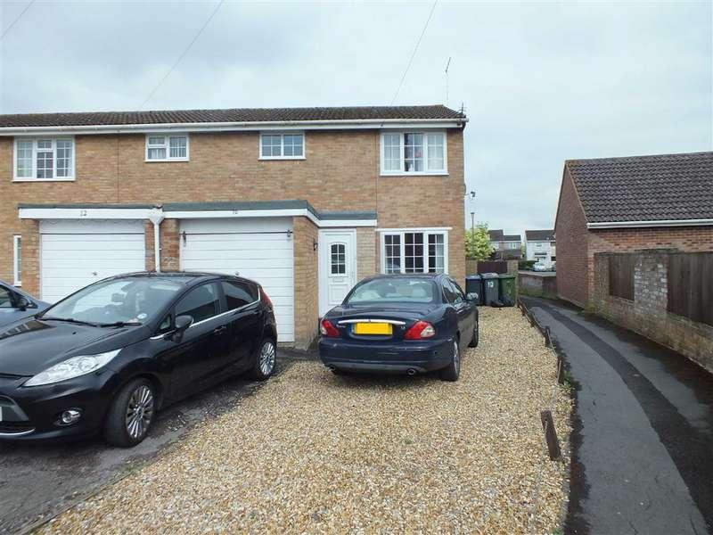 2 Bedrooms Semi Detached House for rent in Baydon Close, Trowbridge, Wiltshire, BA14