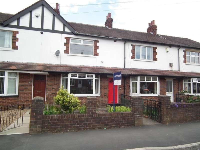 2 Bedrooms Terraced House for rent in Park Road, Yeadon, Leeds, LS19 7EX
