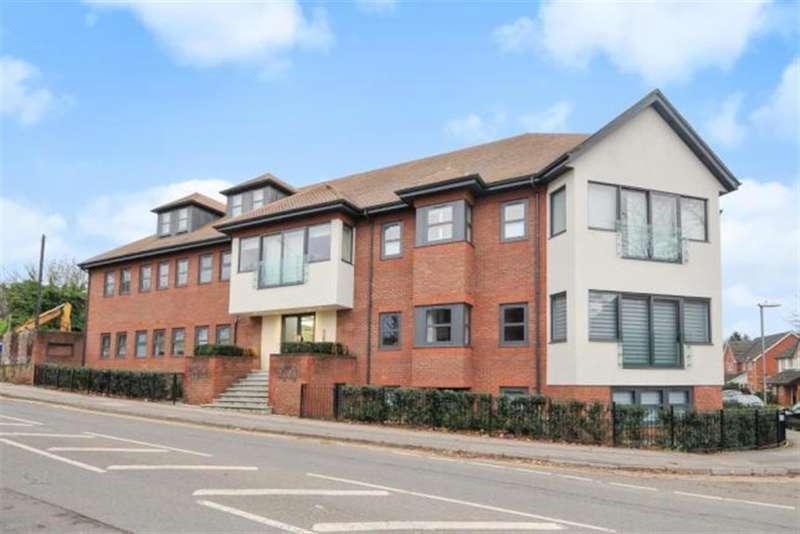 2 Bedrooms Flat for sale in Finchampstead Road, Wokingham, RG40