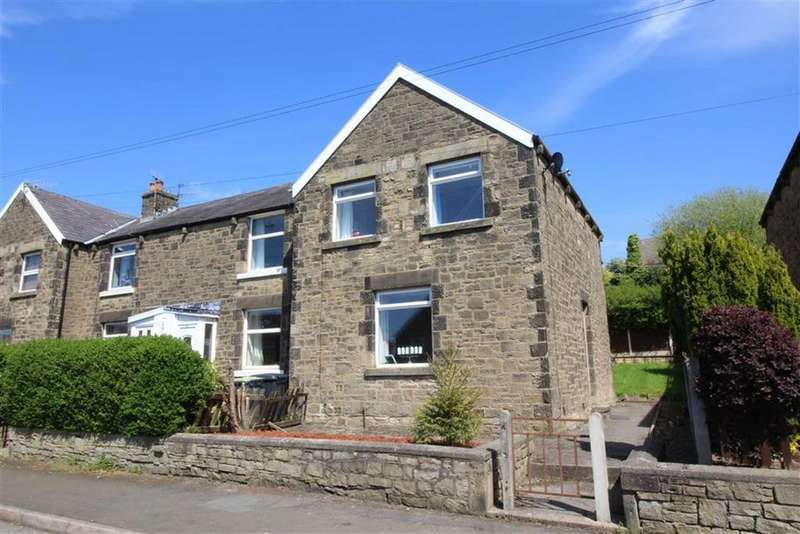 3 Bedrooms End Of Terrace House for sale in New Street, New Mills, High Peak, Derbyshire