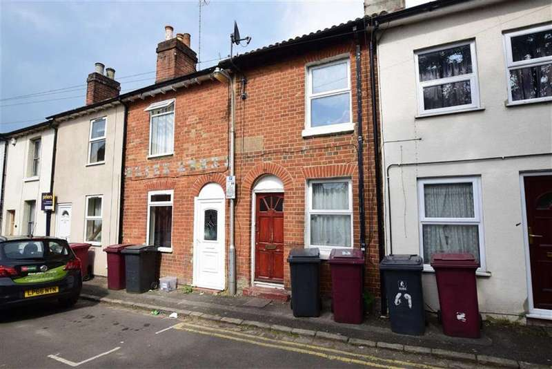 2 Bedrooms Terraced House for sale in Upper Crown Street, Reading