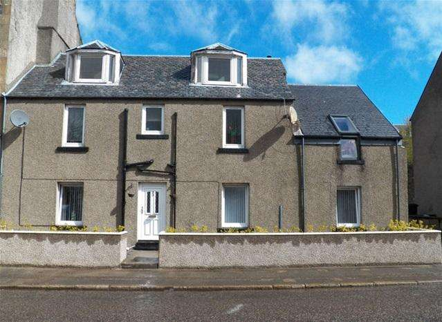 4 Bedrooms Maisonette Flat for sale in 23 High Street, Campbeltown, PA28 6DS