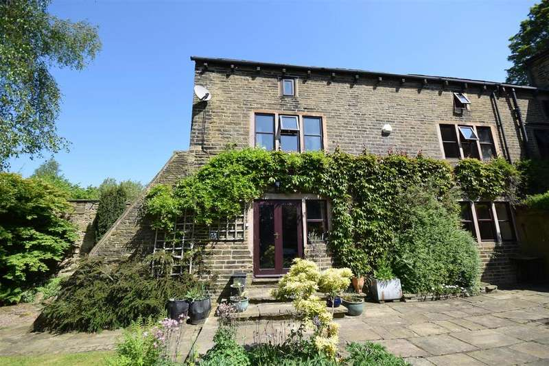 6 Bedrooms Semi Detached House for sale in High Street, Luddenden, Halifax, HX2 6PP