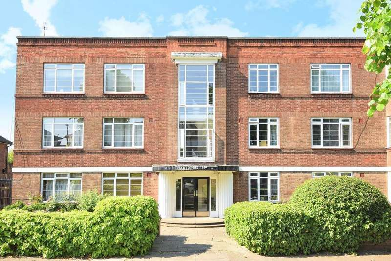 2 Bedrooms Flat for sale in Argyle Road, Ealing