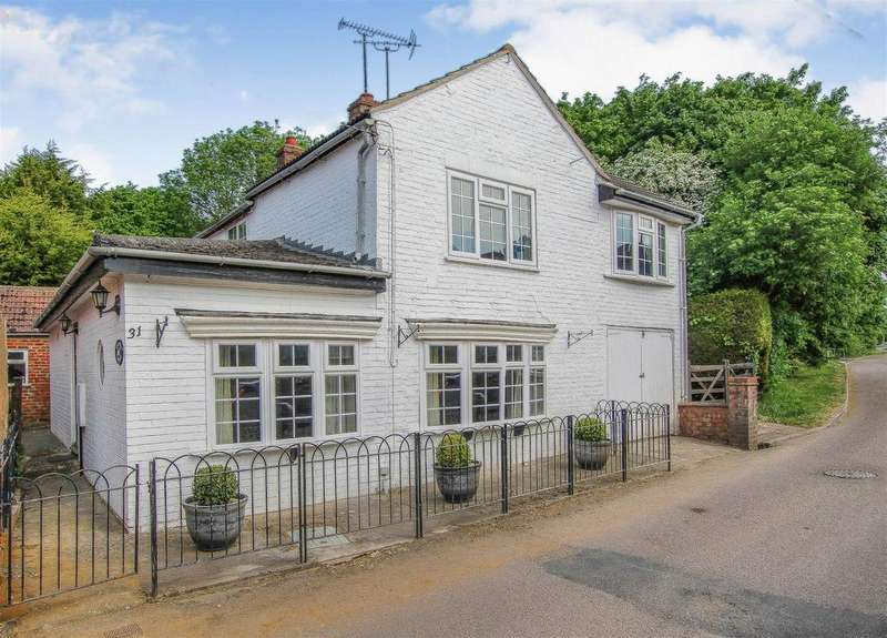 3 Bedrooms Detached House for sale in School Lane , Eaton Bray , LU6 2DT