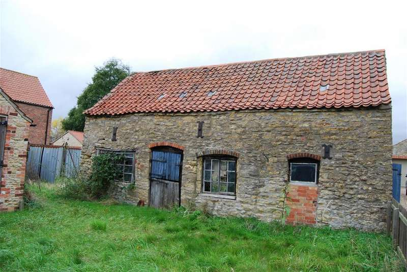 1 Bedroom Barn Conversion Character Property for sale in Brook Street, Hemswell, Gainsborough, DN21 5UJ