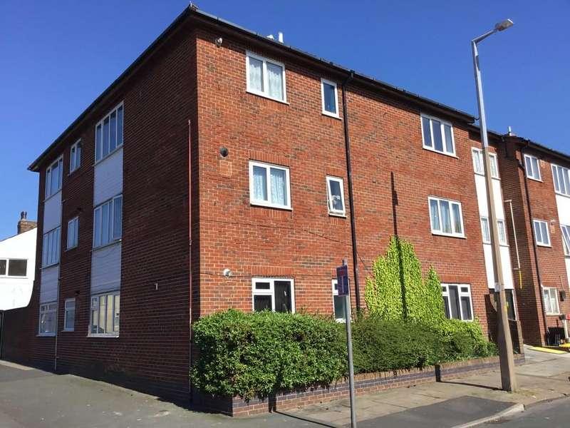 2 Bedrooms Flat for sale in Walmsley Street, Fleetwood